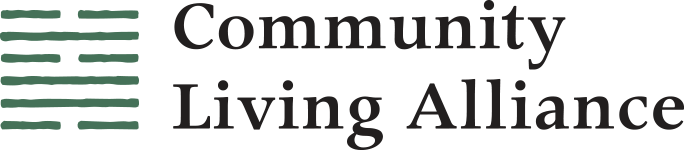 Community Living Alliance logo